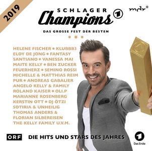 VA - Schlagerchampions 2019 - das Große Fest der Beste (2019)