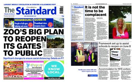 The Standard Chester & District – May 28, 2020