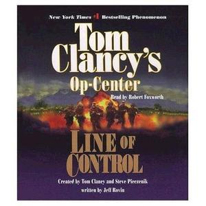 [Audiobook] Tom Clancy - Op Center: Line of Control
