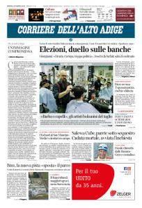 Corriere dell'Alto Adige - 25 Febbraio 2018