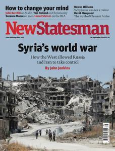 New Statesman - 2 - 8 September 2016