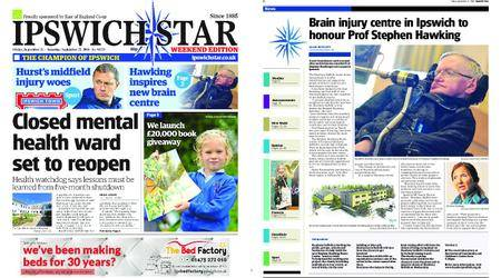 Ipswich Star – September 21, 2018