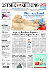 Ostsee Zeitung Wolgast - 18. März 2019