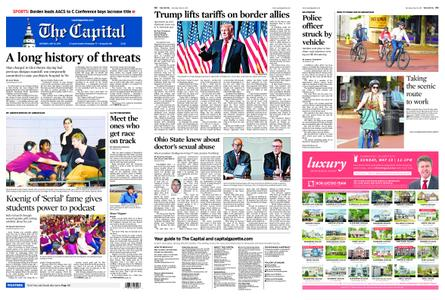 The Capital – May 18, 2019