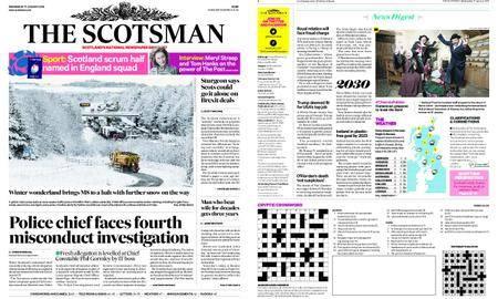 The Scotsman – January 17, 2018