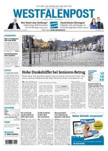 Westfalenpost Wetter - 18. März 2019