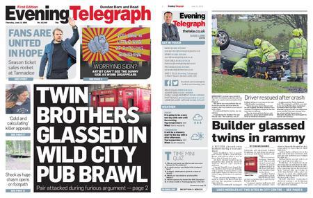 Evening Telegraph First Edition – June 13, 2019