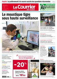 Le Courrier de l'Ouest Cholet – 28 août 2019