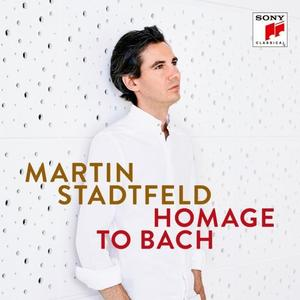 Martin Stadtfeld - Homage to Bach (2018)