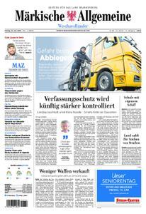 Märkische Allgemeine Westhavelländer - 14. Juni 2019