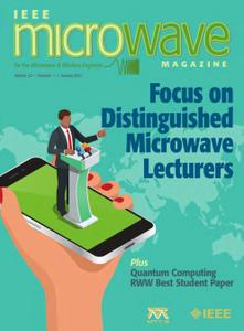 IEEE Microwave Magazine - January 2021