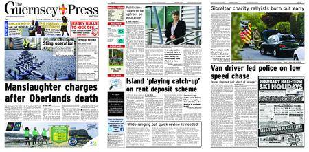 The Guernsey Press – 22 September 2018