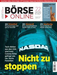 Börse Online - 28 Mai 2020
