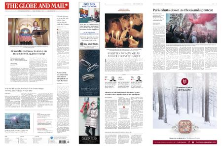 The Globe and Mail – December 06, 2019