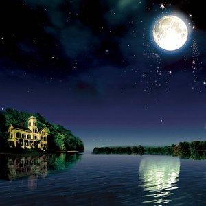 Moon River Landscape