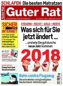 Guter Rat - Januar 2018