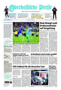 Oberhessische Presse Marburg/Ostkreis - 18. September 2019