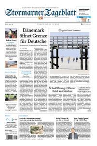 Stormarner Tageblatt - 30. Mai 2020