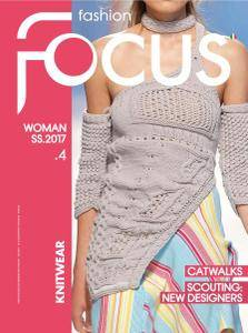 Fashion Focus Woman Knitwear - Issue 4 - Spring-Summer 2017