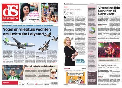 De Stentor - Apeldoorn – 28 augustus 2017