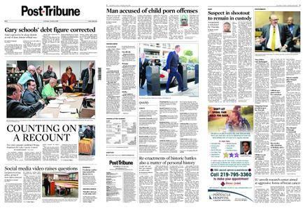 Post-Tribune – June 16, 2018