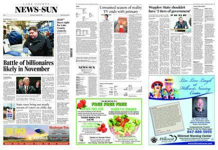 Lake County News-Sun – March 21, 2018