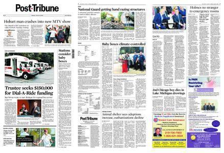 Post-Tribune – August 20, 2018