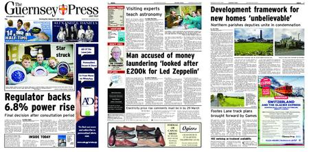 The Guernsey Press – 20 March 2019
