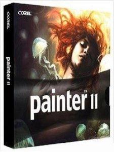 Corel Painter XI + Portable (Added tutorial video)