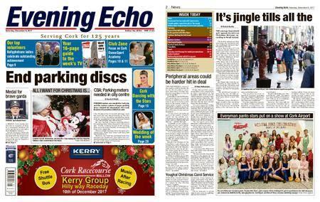 Evening Echo – December 09, 2017