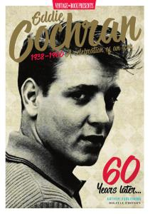 Vintage Rock Presents: The Life of Eddie Cochran - March 2020
