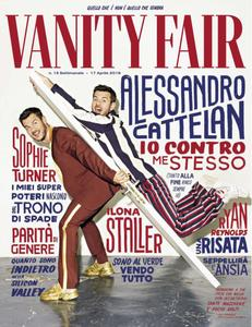 Vanity Fair Italia – 17 aprile 2019