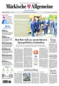 Märkische Allgemeine Dosse Kurier - 22. Mai 2019