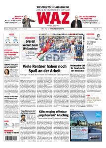WAZ Westdeutsche Allgemeine Zeitung Oberhausen-Sterkrade - 17. Oktober 2018