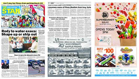 The Philippine Star – Marso 21, 2019