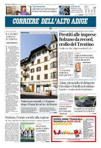 Corriere dell'Alto Adige – 09 ottobre 2019