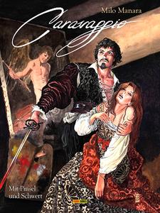 Caravaggio - Band 1 (Milo Manara)