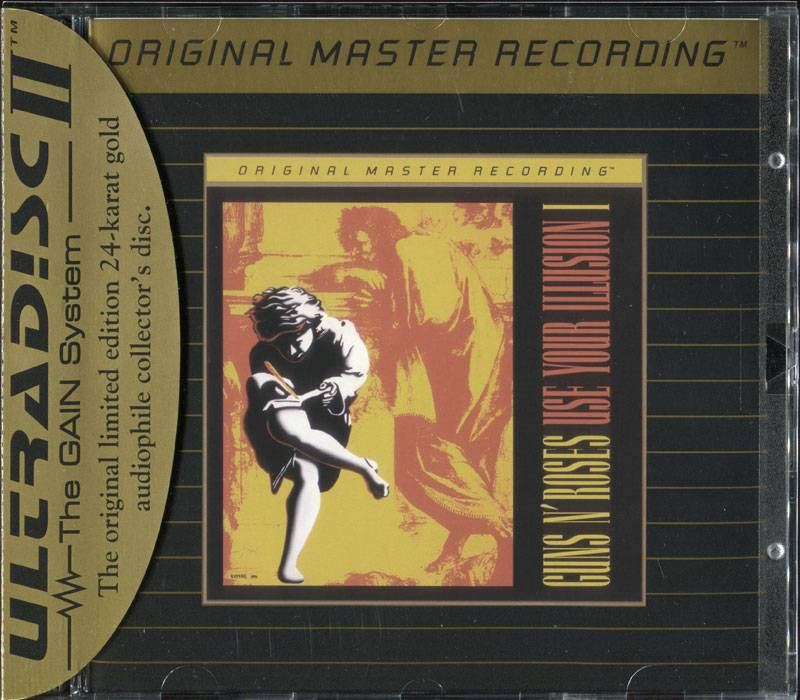 Guns N' Roses - Use Your Illusion I (1991) [MFSL, UDCD 711]