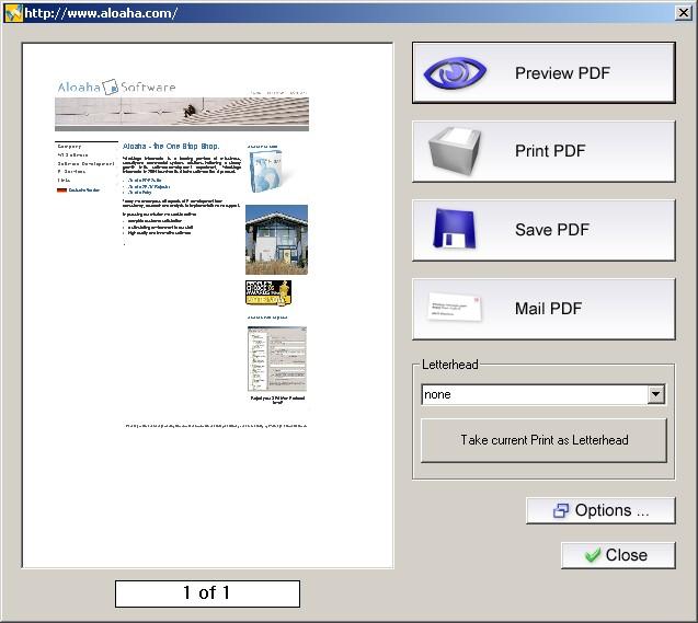 Aloaha PDF Suite Pro 5.0.71