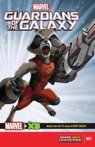 Marvel Universe Guardians of the Galaxy 003 2016 Digital
