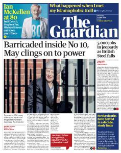 The Guardian - May 23, 2019