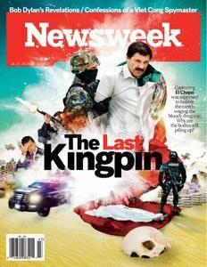 Newsweek USA - October 27, 2017