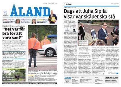 Ålandstidningen – 01 september 2018
