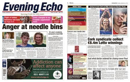 Evening Echo – September 04, 2018
