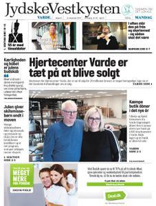 JydskeVestkysten Varde – 24. december 2018