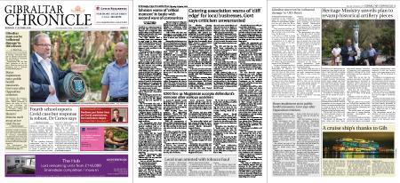 Gibraltar Chronicle – 01 October 2020