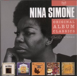 Nina Simone - Original Album Classics (2009) 5 CD Box Set [Re-Up]