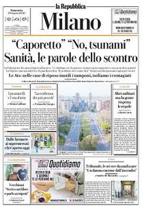 la Repubblica Milano - 29 Marzo 2020