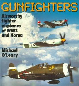 Gunfighters: Airworthy Fighter Airplanes of WW2 and Korea (Osprey Colour Series)
