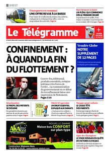 Le Télégramme Brest – 04 novembre 2020